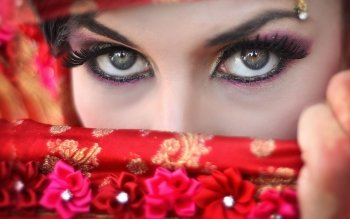 Women - Eye Wallpapers and Backgrounds ID : 390304
