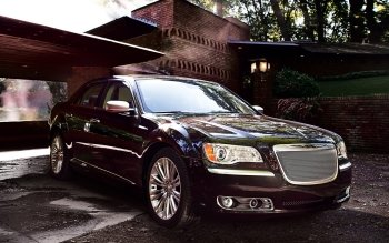 Vehicles - Chrysler 300 Wallpapers and Backgrounds ID : 390715