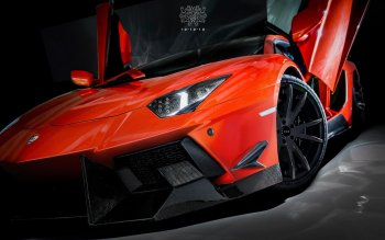 Fahrzeuge - Lamborghini Aventador Wallpapers and Backgrounds ID : 390990