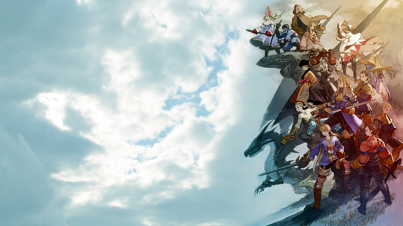 Final Fantasy Tactics Wallpaper And Background Image