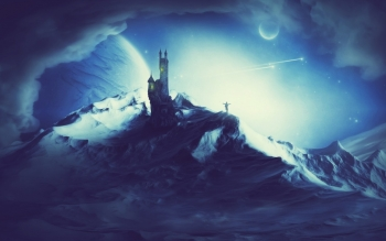 Fantasy - Castle Wallpapers and Backgrounds ID : 391079