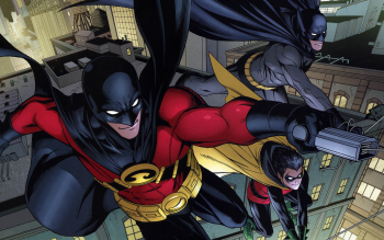 Comics - Red Robin Wallpapers and Backgrounds ID : 391297