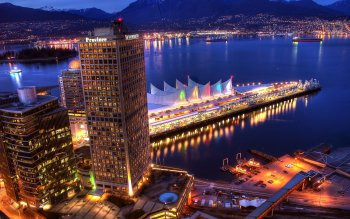Рукотворное - Vancouver Wallpapers and Backgrounds ID : 391299