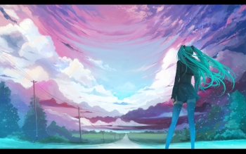 Anime - Vocaloid Wallpapers and Backgrounds ID : 391330