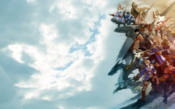 Video Game - Final Fantasy Wallpapers and Backgrounds ID : 391920