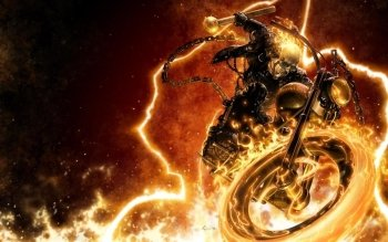 Fumetti - Ghost Rider Wallpapers and Backgrounds ID : 391928