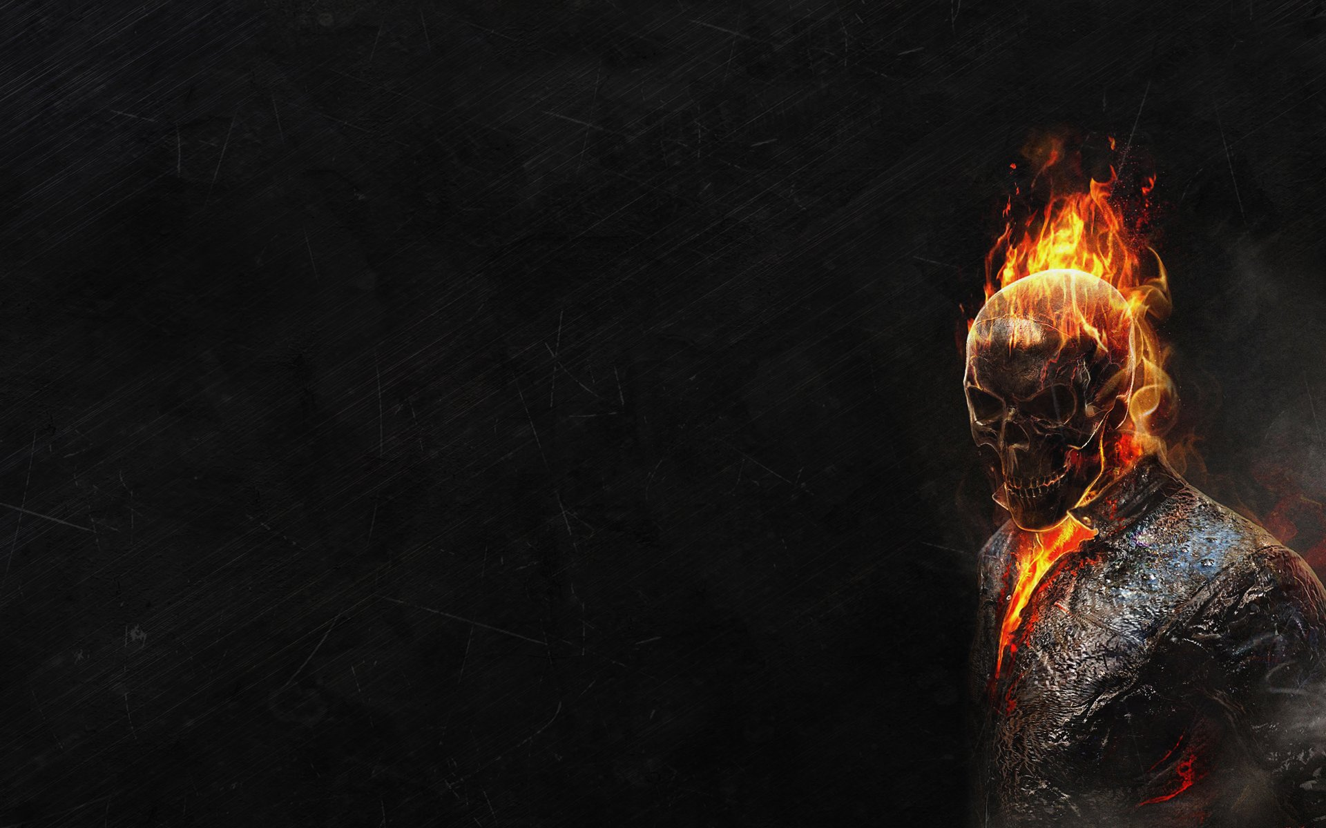ghost rider full hd wallpaper and background image