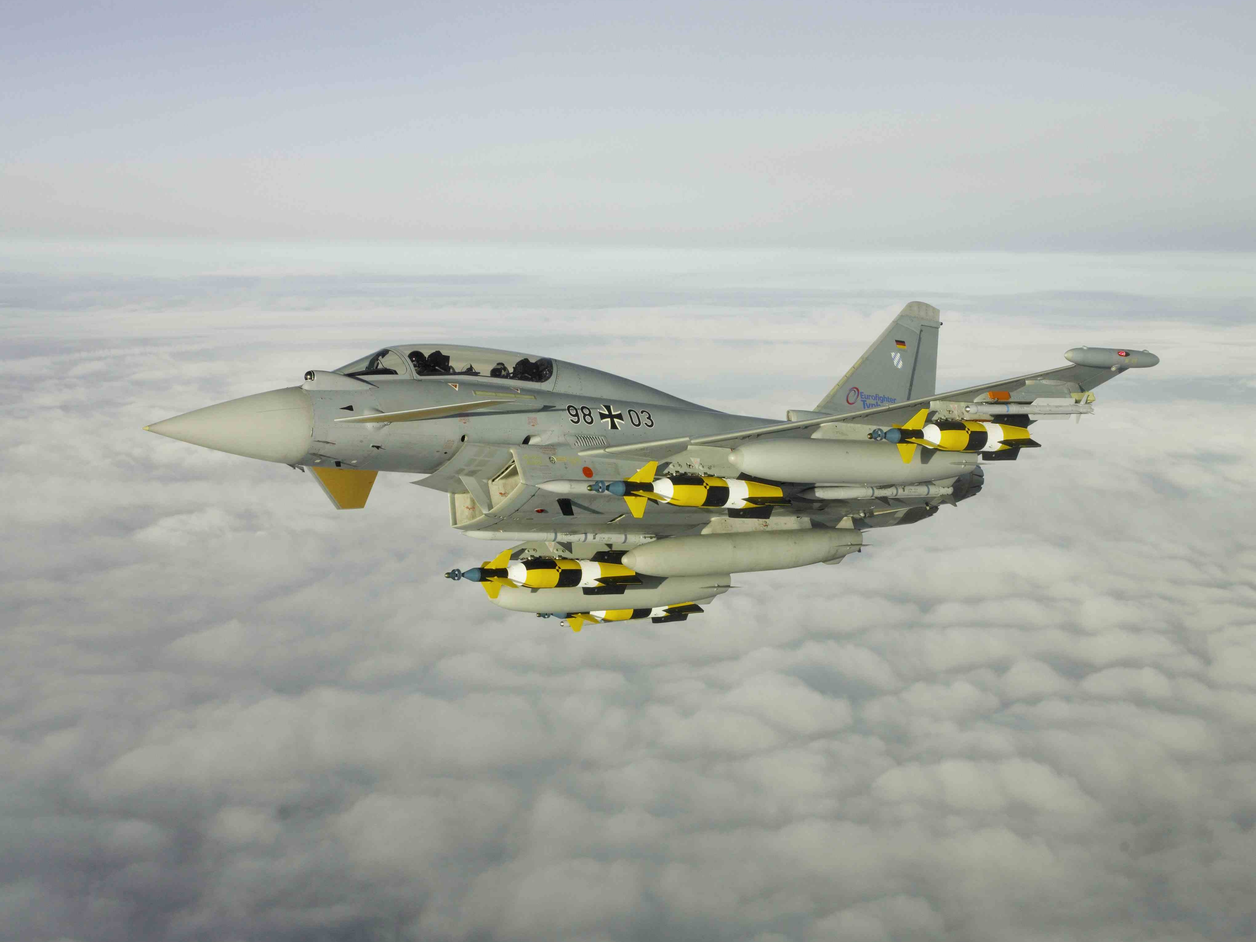 64 eurofighter typhoon hd wallpapers | background images - wallpaper