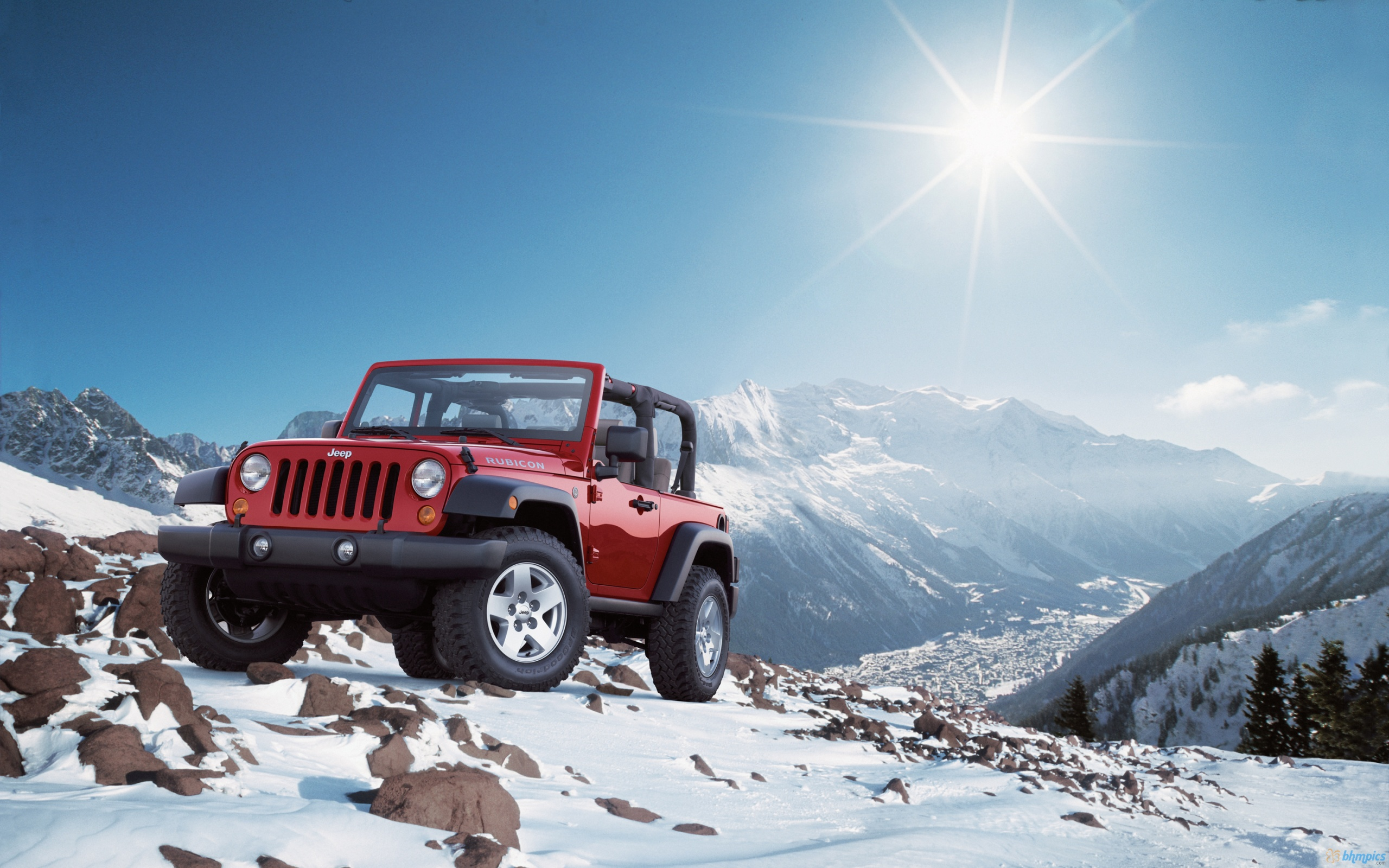 Jeep Wrangler Full HD Wallpaper And Background Image