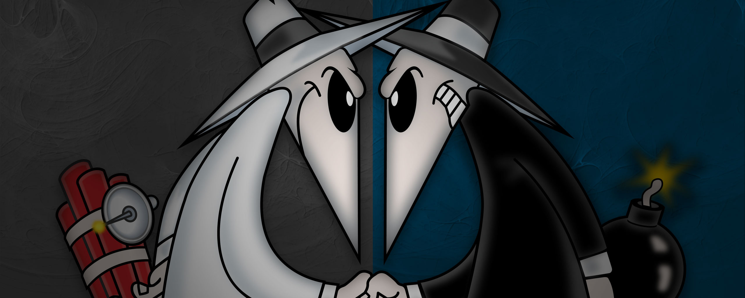 Portal 2 dual screen wallpaper gaming - 1 Spy Vs Spy Hd Wallpapers Backgrounds Wallpaper Abyss