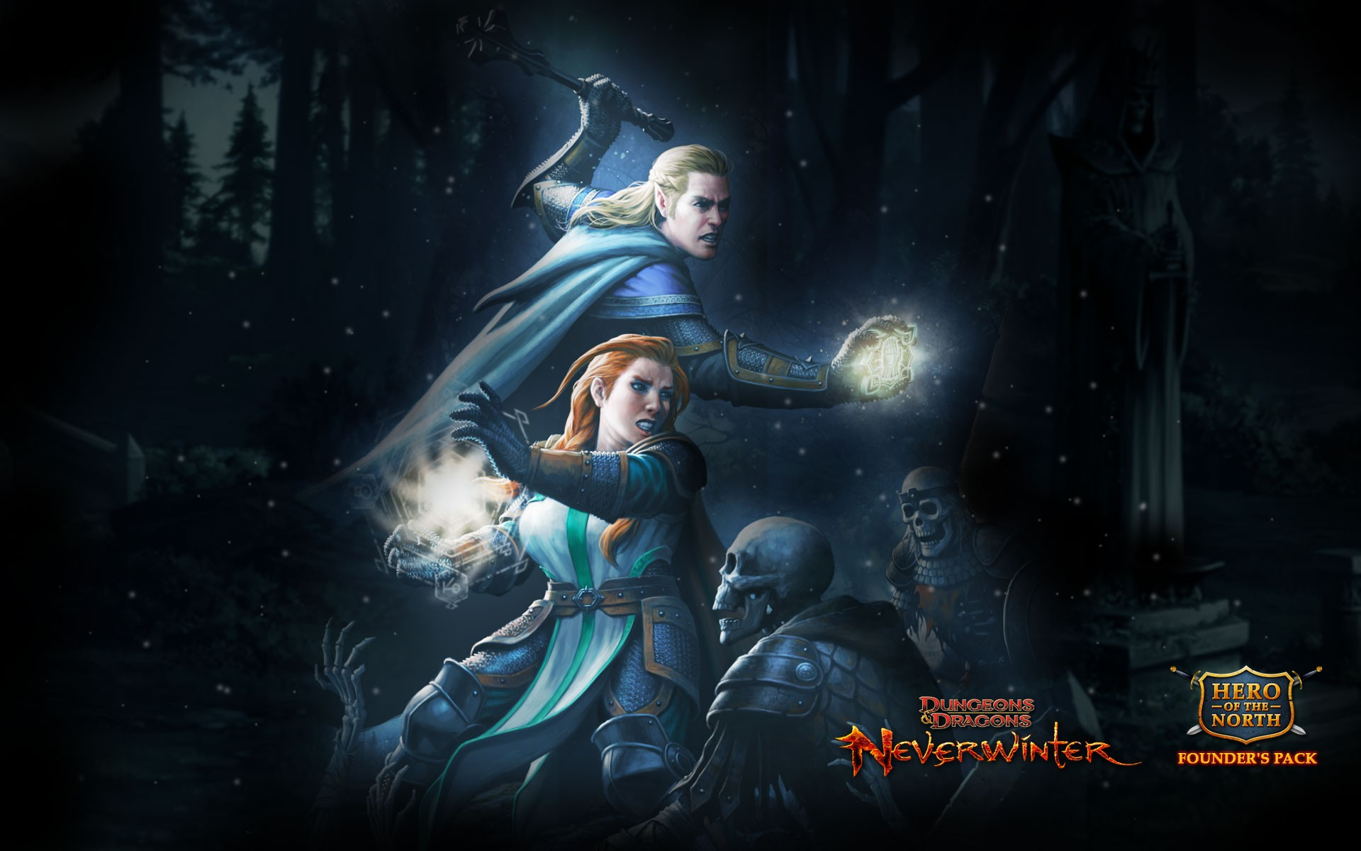 6 Dungeons & Dragons: Neverwinter HD Wallpapers