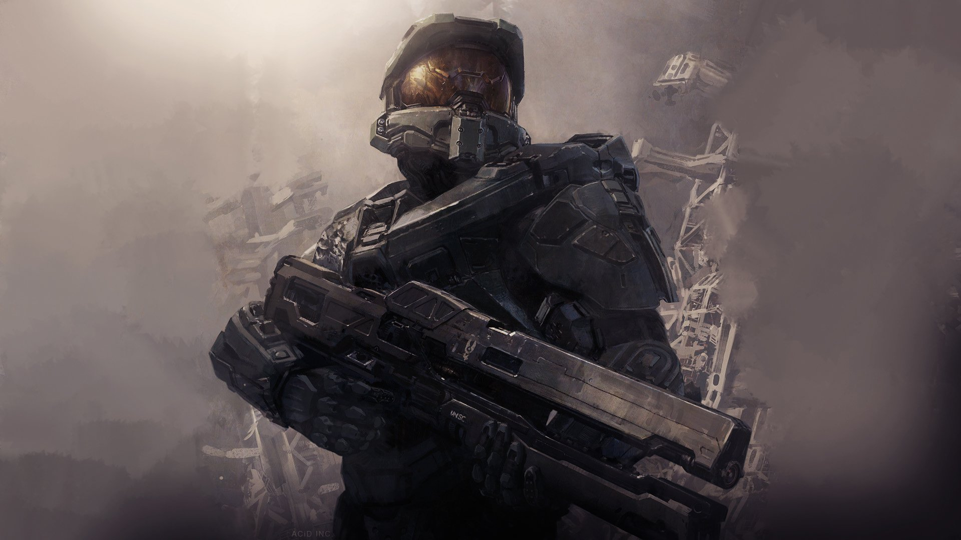Halo 4 Hd Wallpaper Background Image 1920x1080 Id 393919