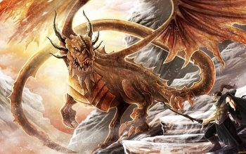 Fantasy - Dragon Wallpapers and Backgrounds ID : 393164