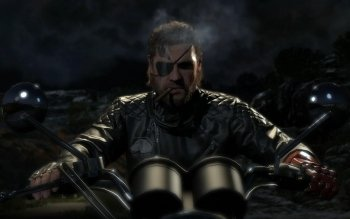 Video Game - Metal Gear Wallpapers and Backgrounds