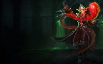 Video Game - League Of Legends Wallpapers and Backgrounds ID : 393672