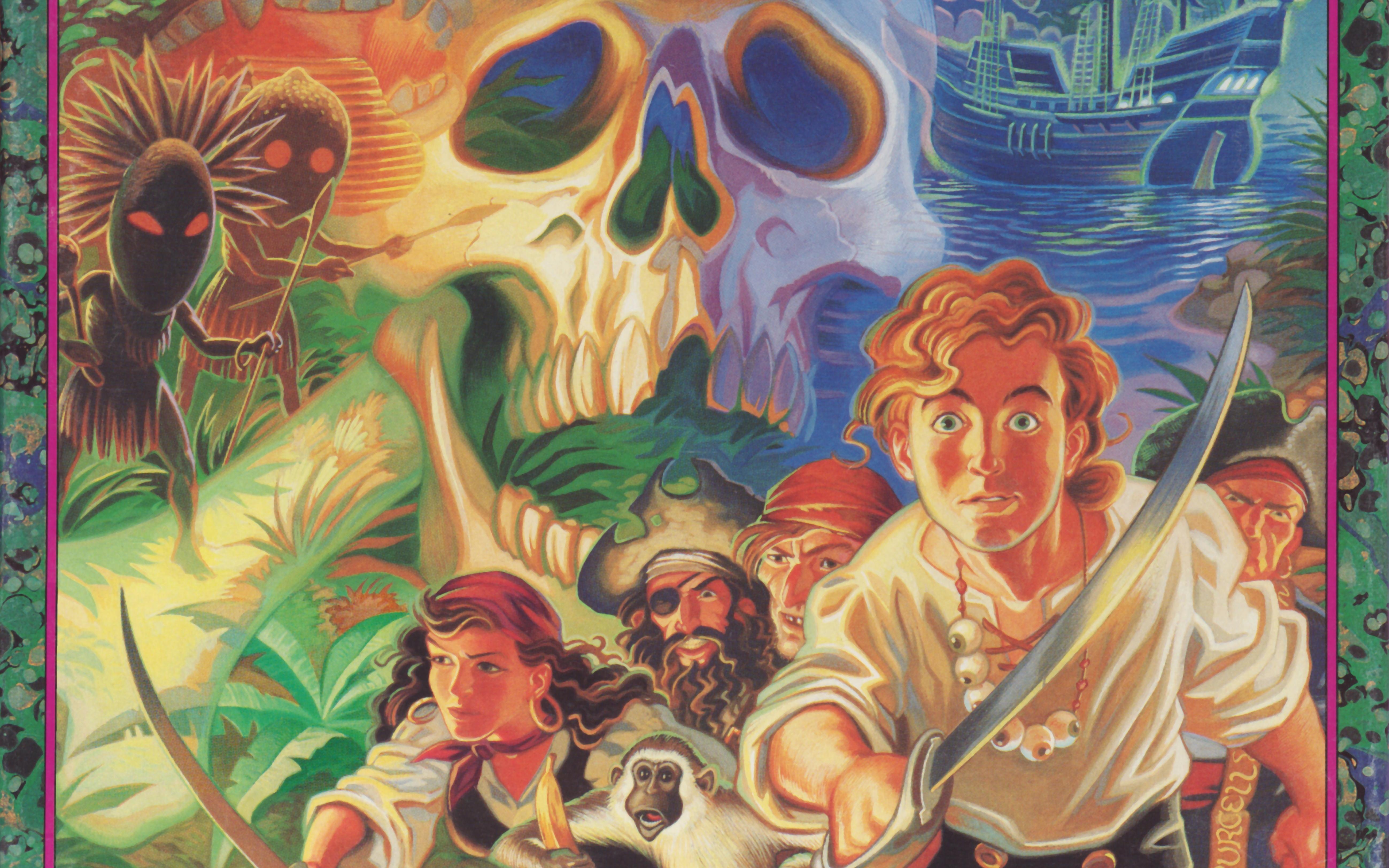 Monkey Island  Download German