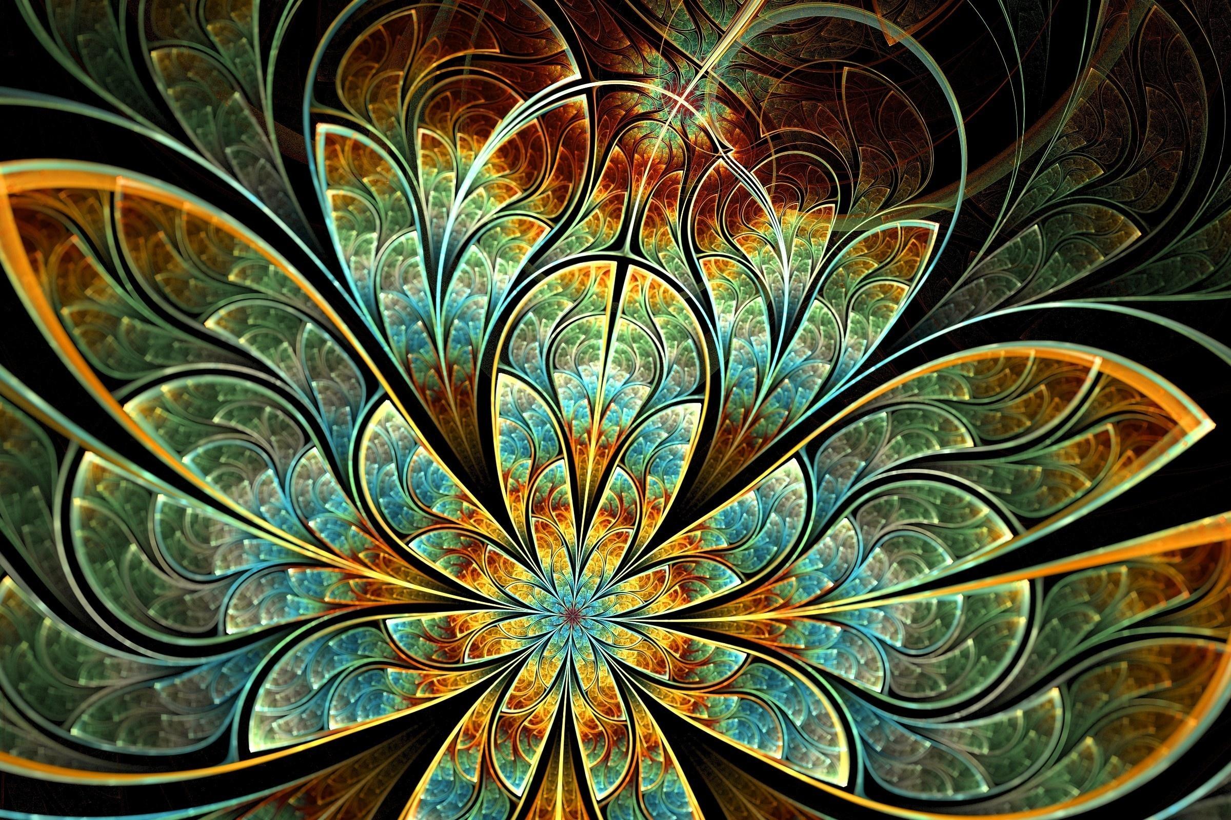 Fractal HD Wallpapers Backgrounds Wallpaper