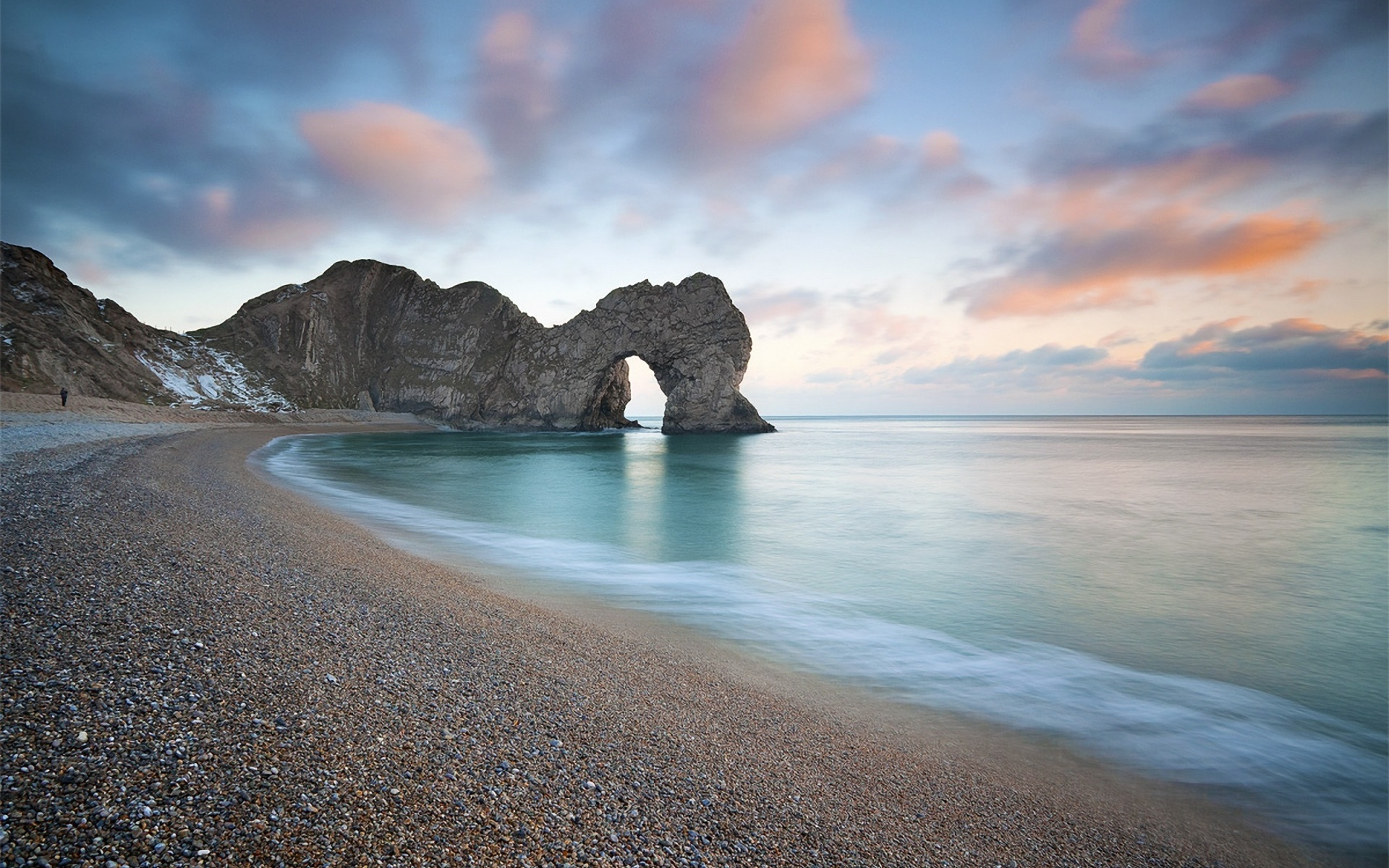Durdle Door HD Wallpaper