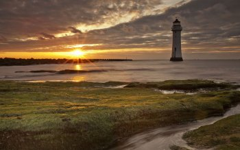 Man Made - Lighthouse Wallpapers and Backgrounds ID : 394816