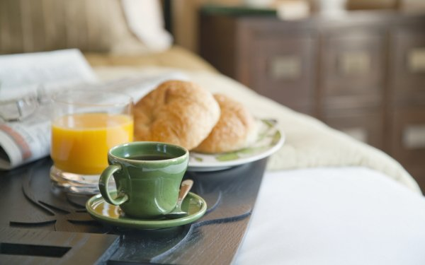 Food Breakfast Still Life Coffee Cup Juice HD Wallpaper   Background Image