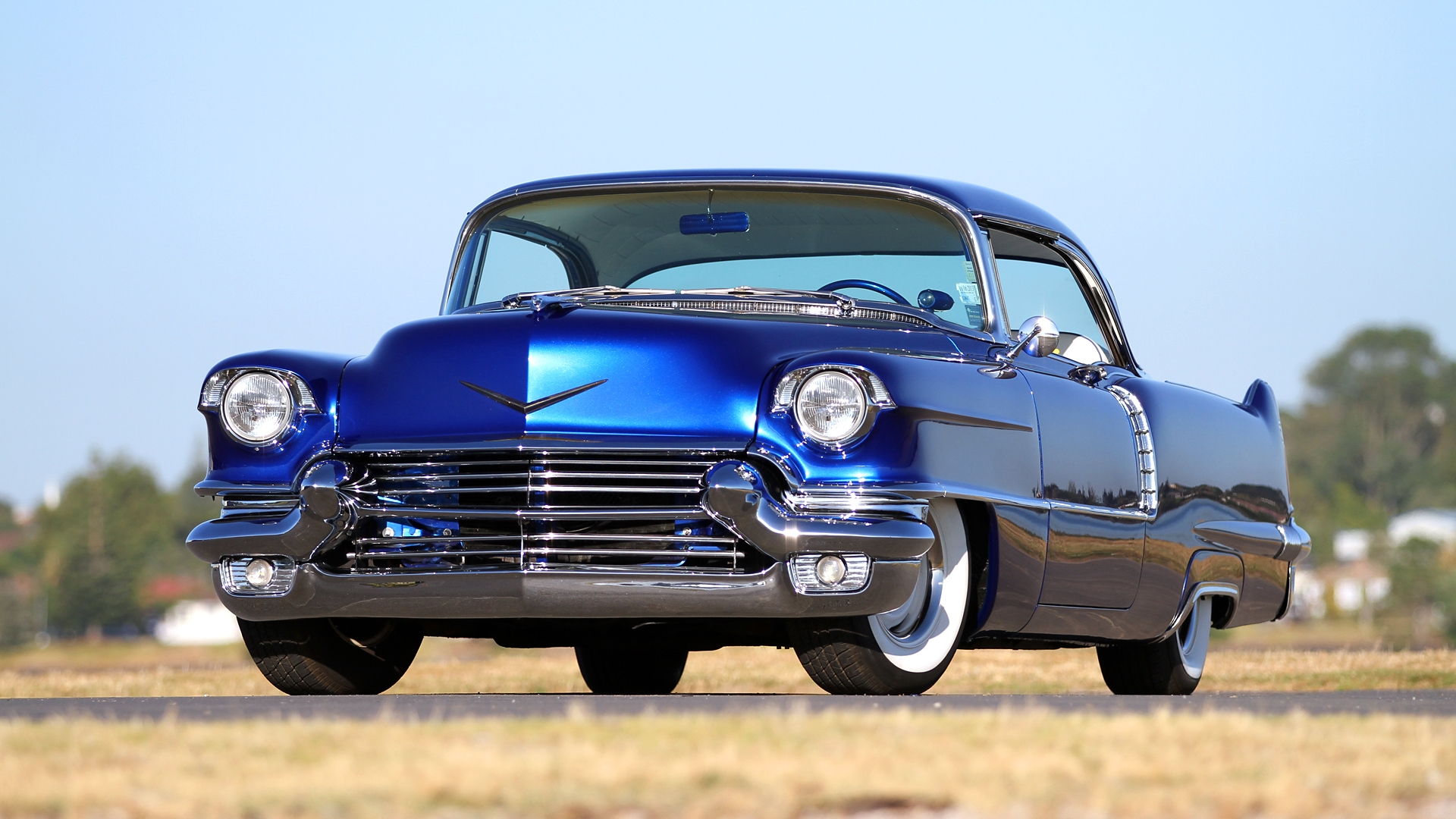 7 1956 cadillac hd wallpapers background images - Cadillac wallpaper ...