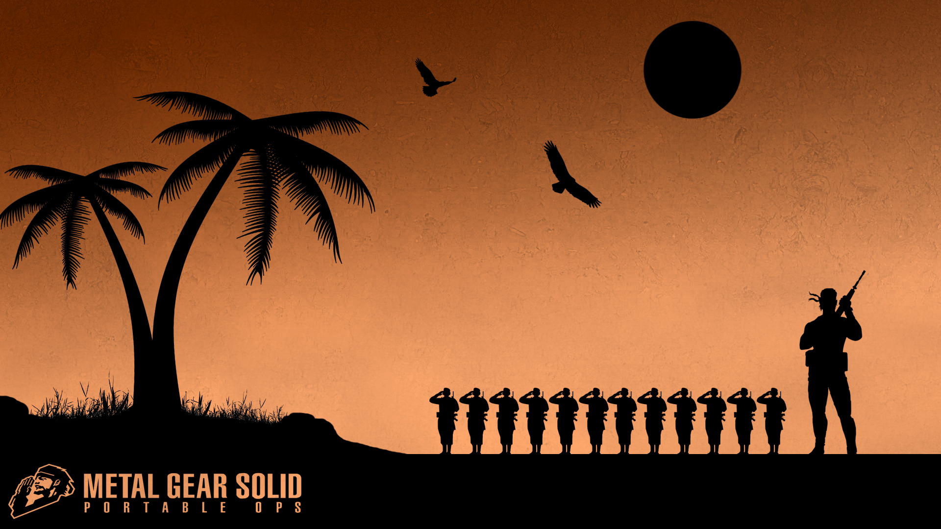 4 metal gear solid portable ops hd wallpapers - Metal gear solid desktop wallpaper ...