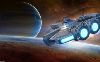 Science Fiction - Rymdskäpp Wallpapers and Backgrounds ID : 395351