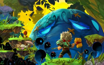 Video Game - Bastion Wallpapers and Backgrounds ID : 395665