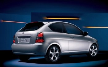 Vehicles - 2010 Hyundai Accent Wallpapers and Backgrounds ID : 395972