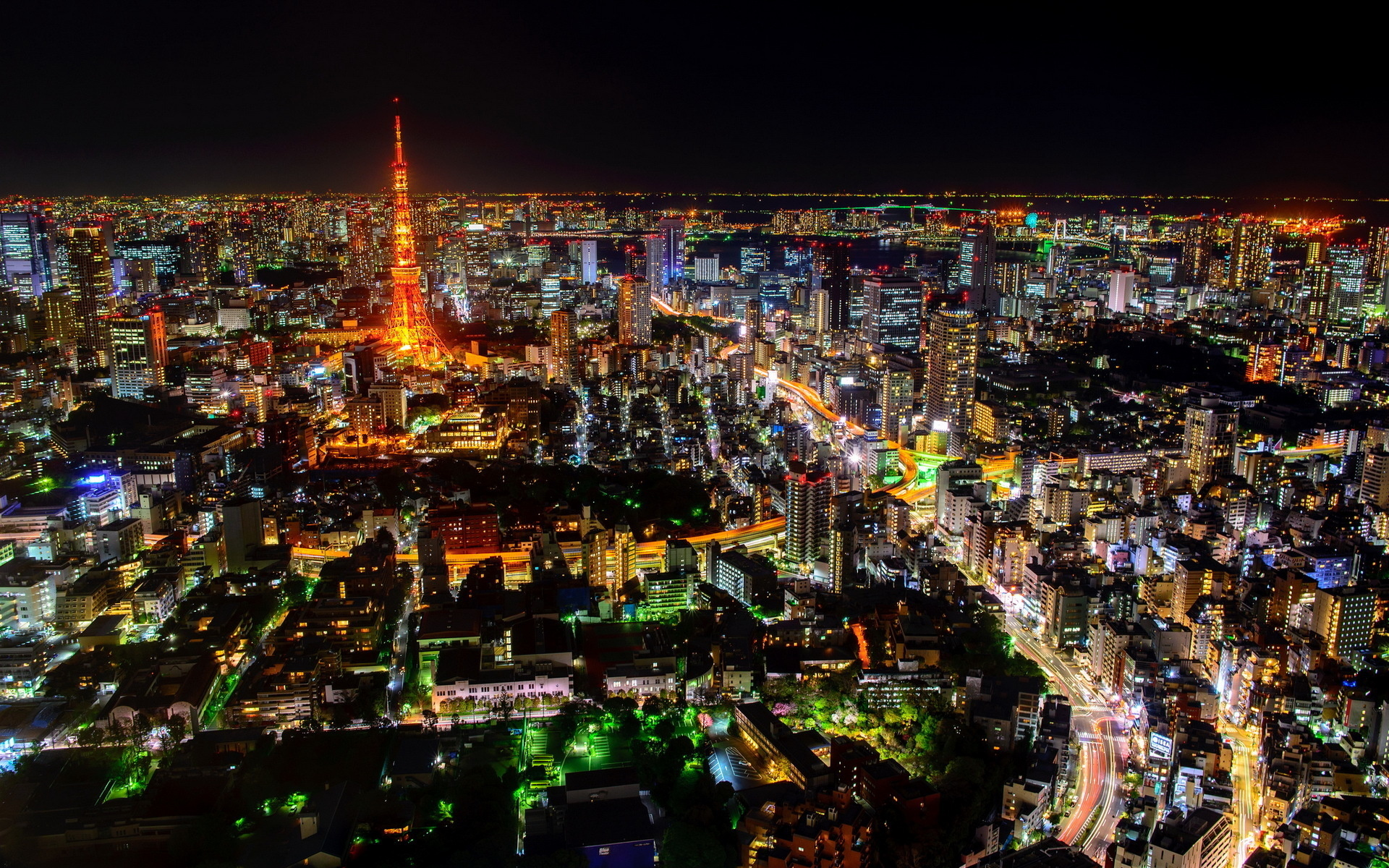 Tokyo Full HD Wallpaper and Background 1920x1200 ID396414