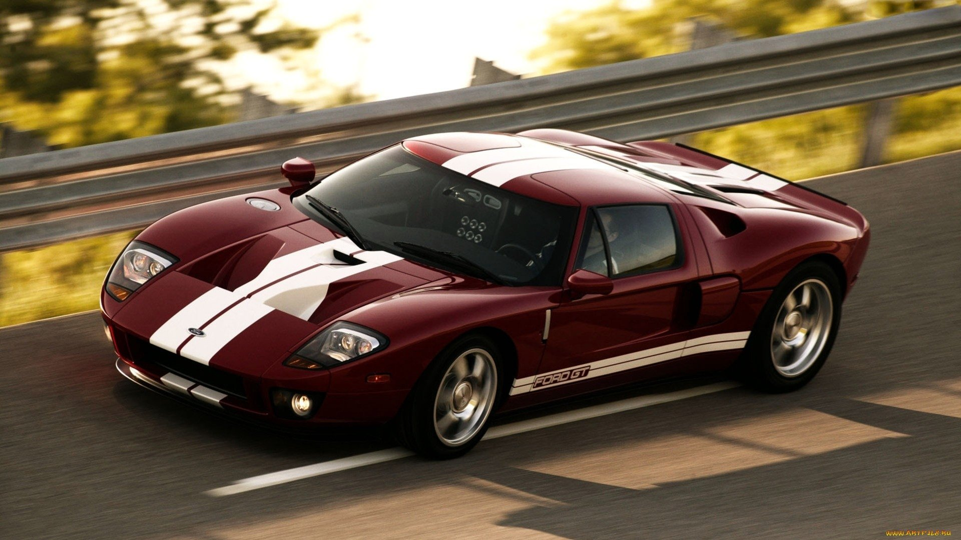 1 2005 Ford Gt Hd Wallpapers Background Images Wallpaper Abyss