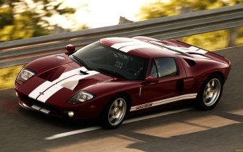 1 2005 Ford Gt HD Wallpapers