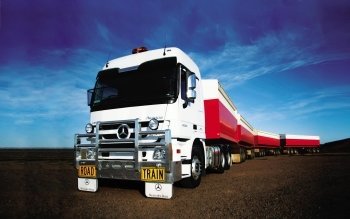 Vehicles - Mercedes-benz Actros Wallpapers and Backgrounds ID : 396644