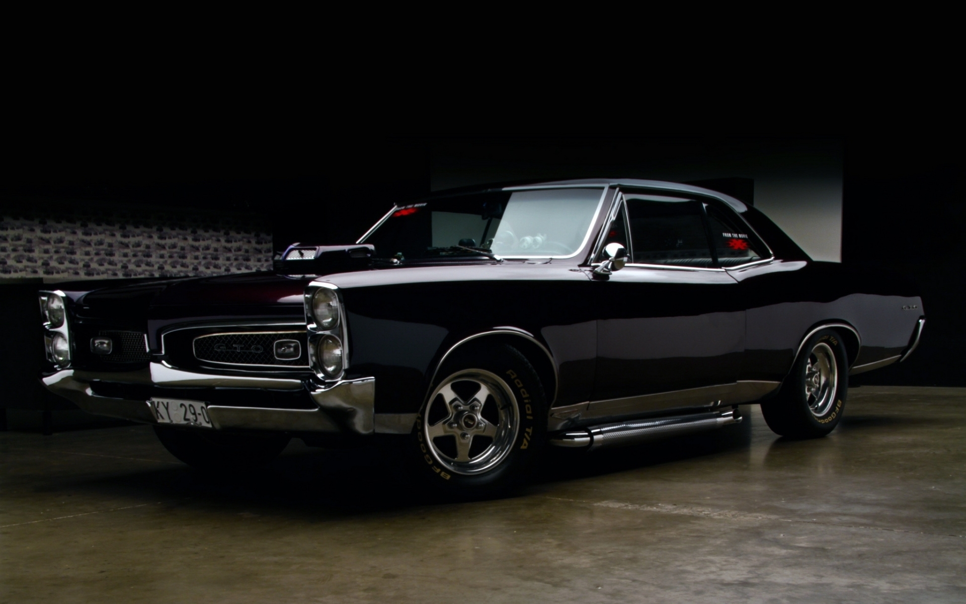Pontiac Gto Full Hd Wallpaper And Background Image -2591