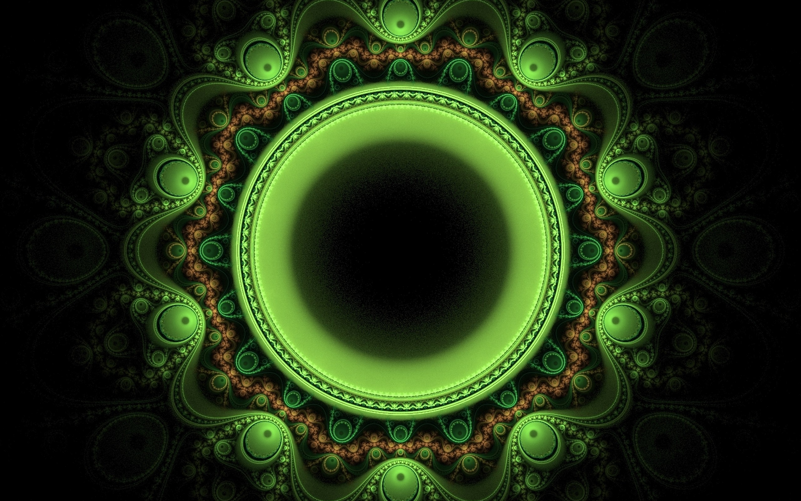 Abstract - Fractal Wallpaper