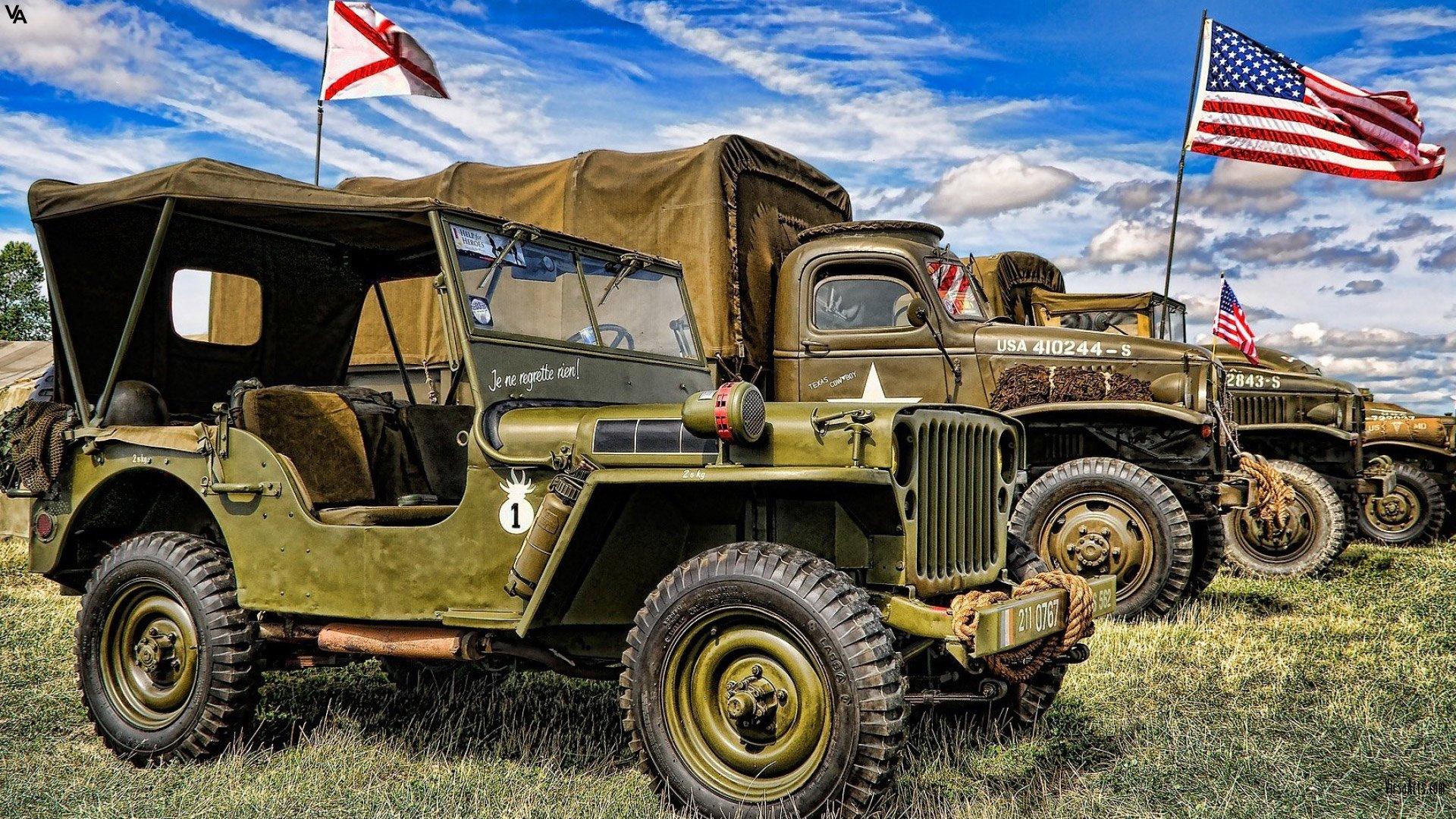 Jeep Full Hd Fond D 233 Cran And Arri 232 Re Plan 1920x1080