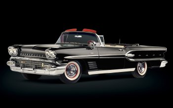 Vehicles - 1958 Pontiac Bonneville Wallpapers and Backgrounds ID : 397552
