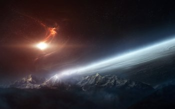Science-Fiction - Landschaft Wallpapers and Backgrounds ID : 397556