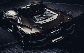 Vehicles - Lamborghini Aventador Wallpapers and Backgrounds ID : 397632