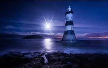 Man Made - Lighthouse Wallpapers and Backgrounds ID : 397908
