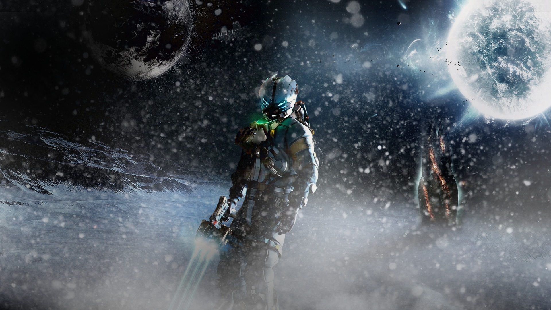 Dead Space 3 Full HD Wallpaper And Background Image