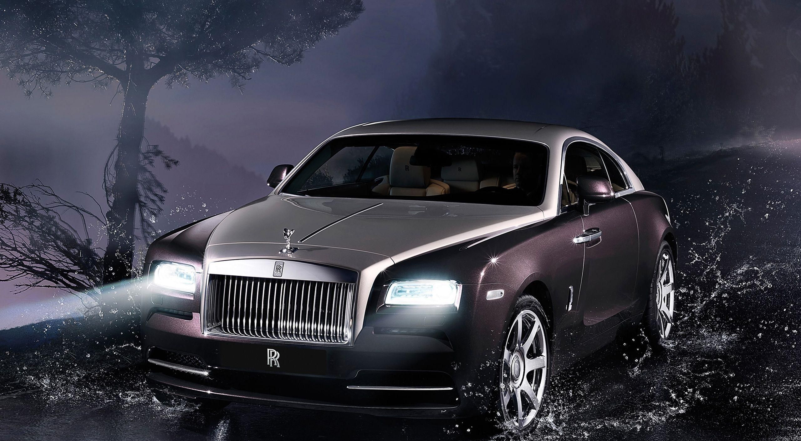 Rolls-Royce Wraith Full HD Wallpaper and Background Image ...