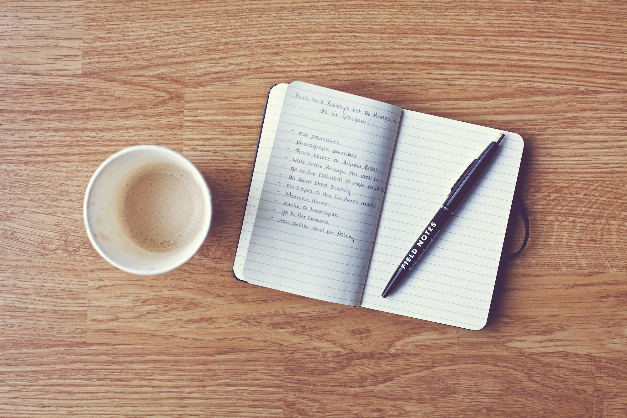 Writers memo