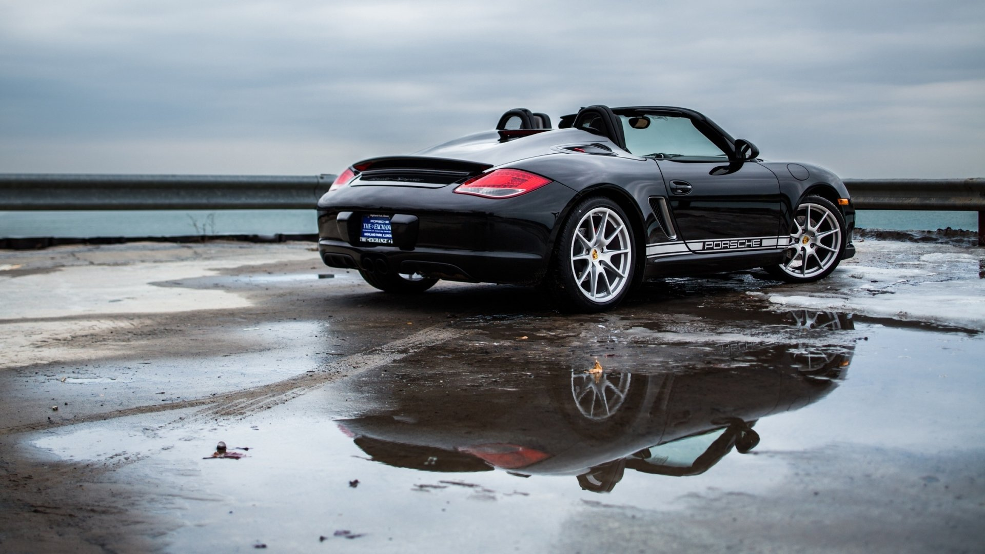 36 Porsche Boxster Hd Wallpapers Background Images Wallpaper Abyss
