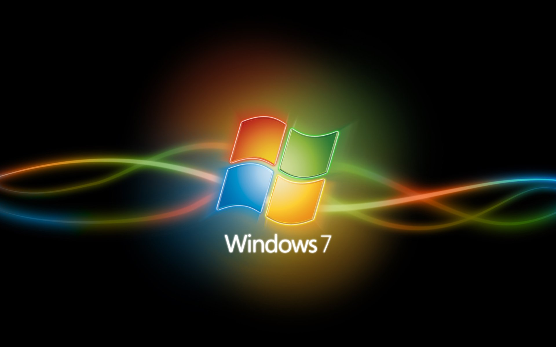 Technology - Windows 7  Microsoft Wallpaper