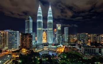 Man Made - Kuala Lumpur Wallpapers and Backgrounds ID : 398678