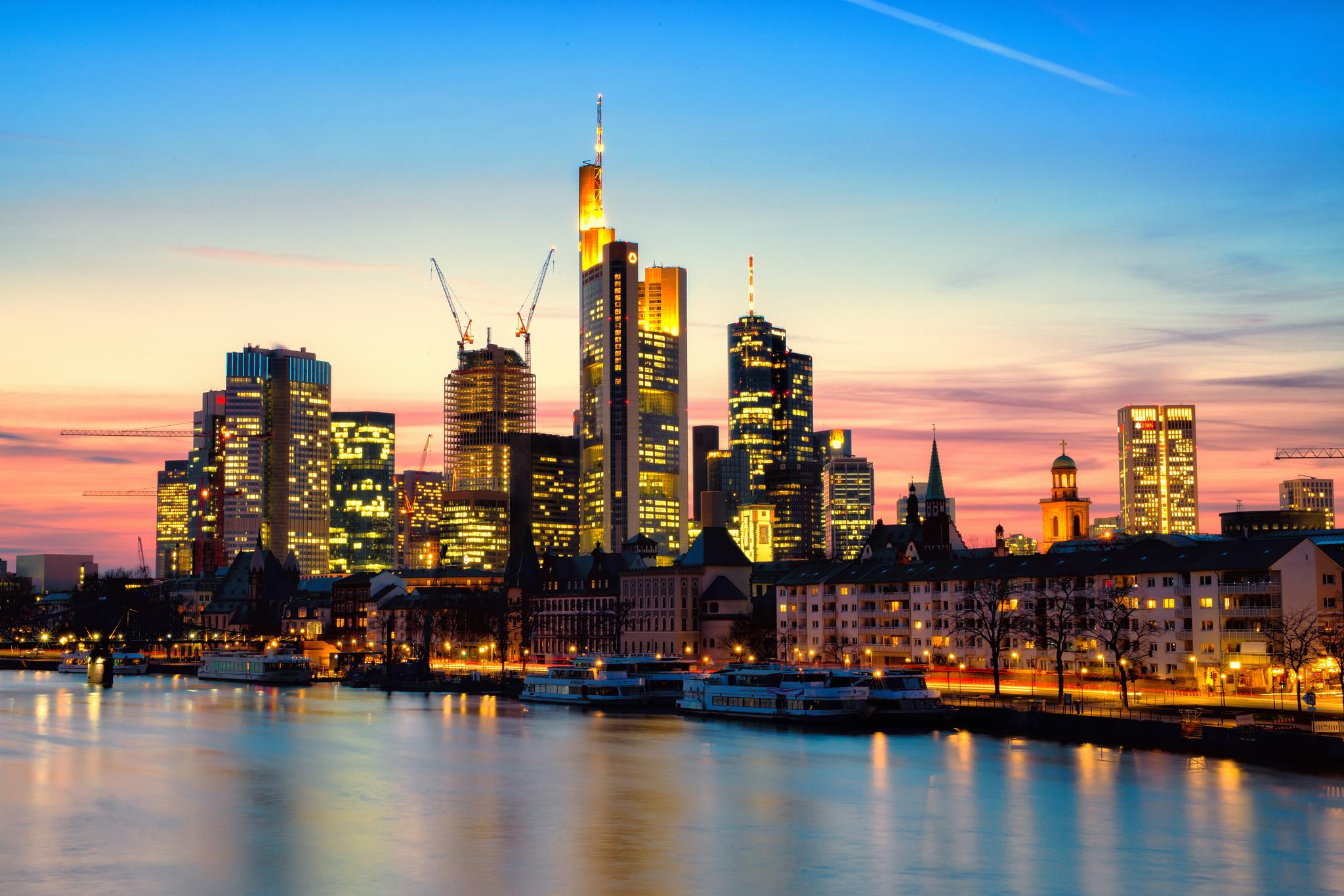 25 Frankfurt HD Wallpapers | Backgrounds - Wallpaper Abyss