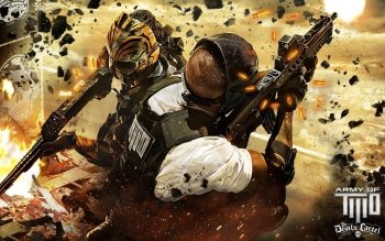 Video Game - Army Of Two: The Devil's Cartel Wallpapers and Backgrounds ID : 399679