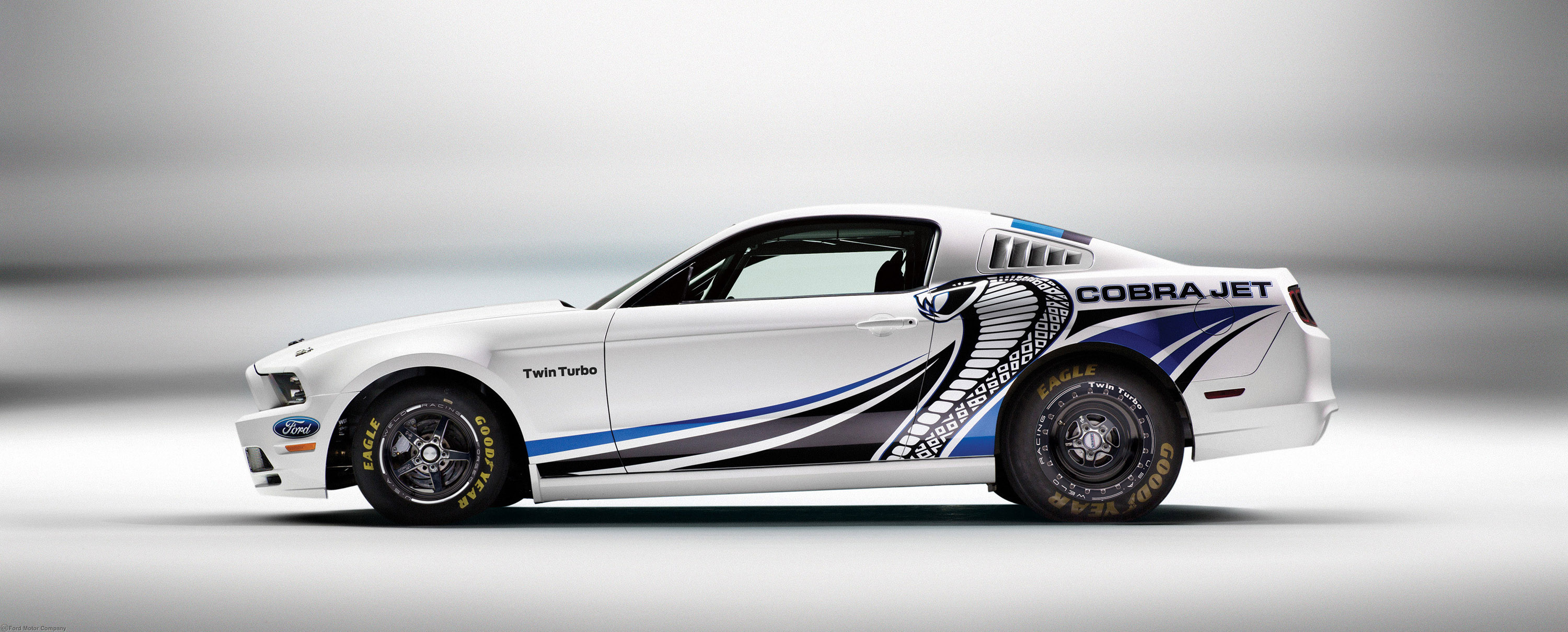 Ford Mustang Cobra Jet Twin Turbo Full Hd Wallpaper And