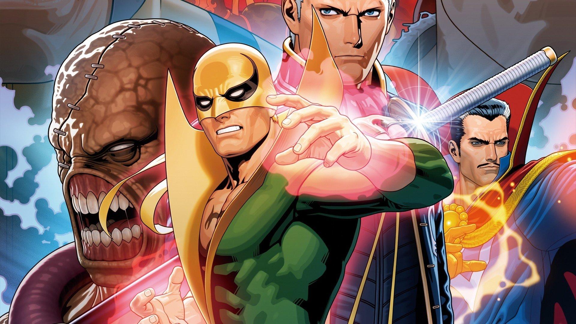 Ultimate Marvel Vs Capcom 3 Hd Wallpaper Background Image